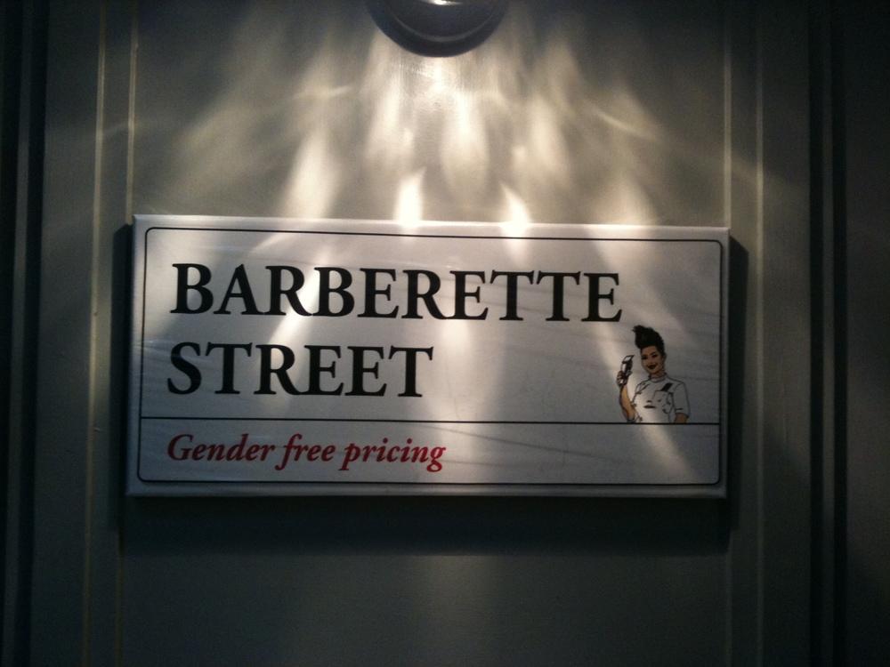 Barberette street