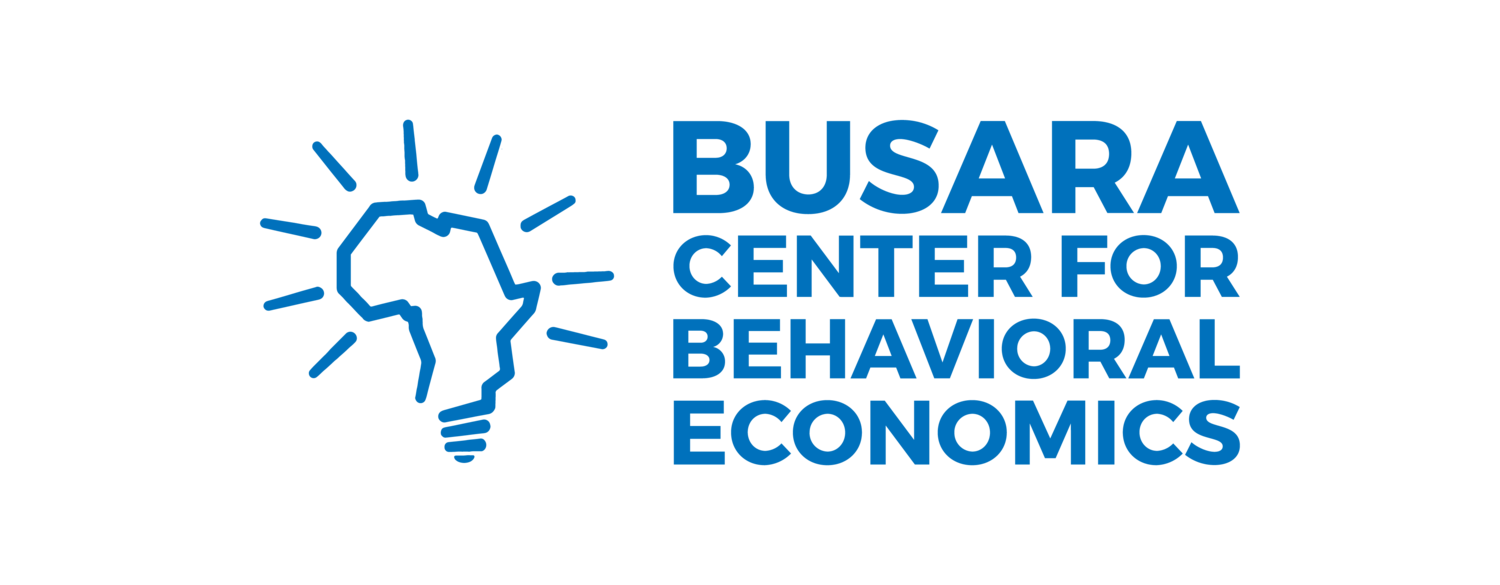 The Busara Center for Behavioral Economics