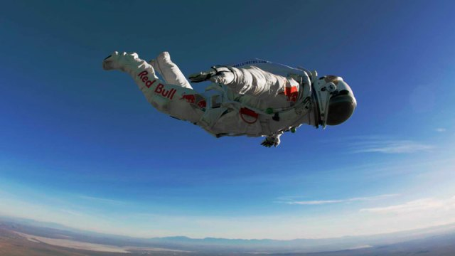 Felix Baumgartner for Red Bull