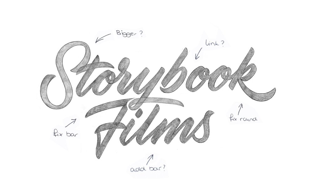 STORYBOOK FILMS LOGOTYPE