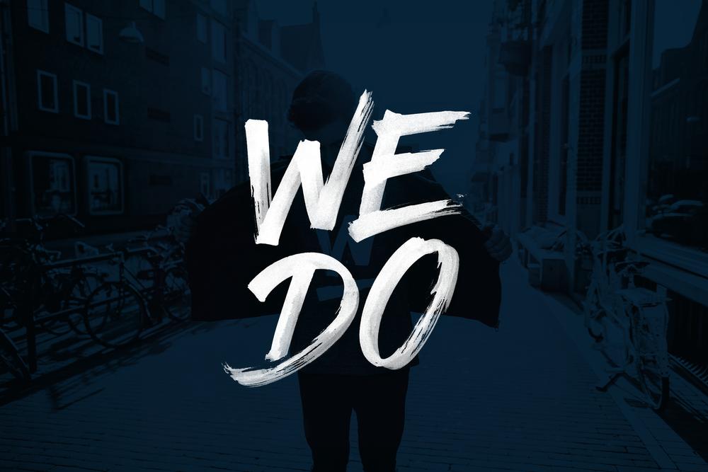 WE DO LOGOTYPE