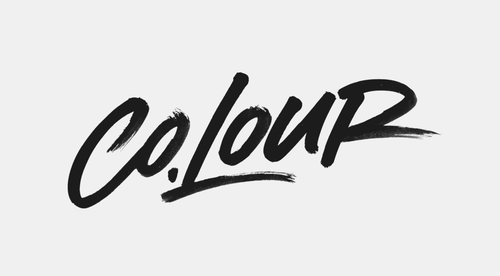 CO.LOUR LOGOTYPE