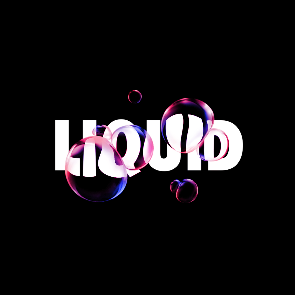 LIQUID  GRAPHIC DESIGN