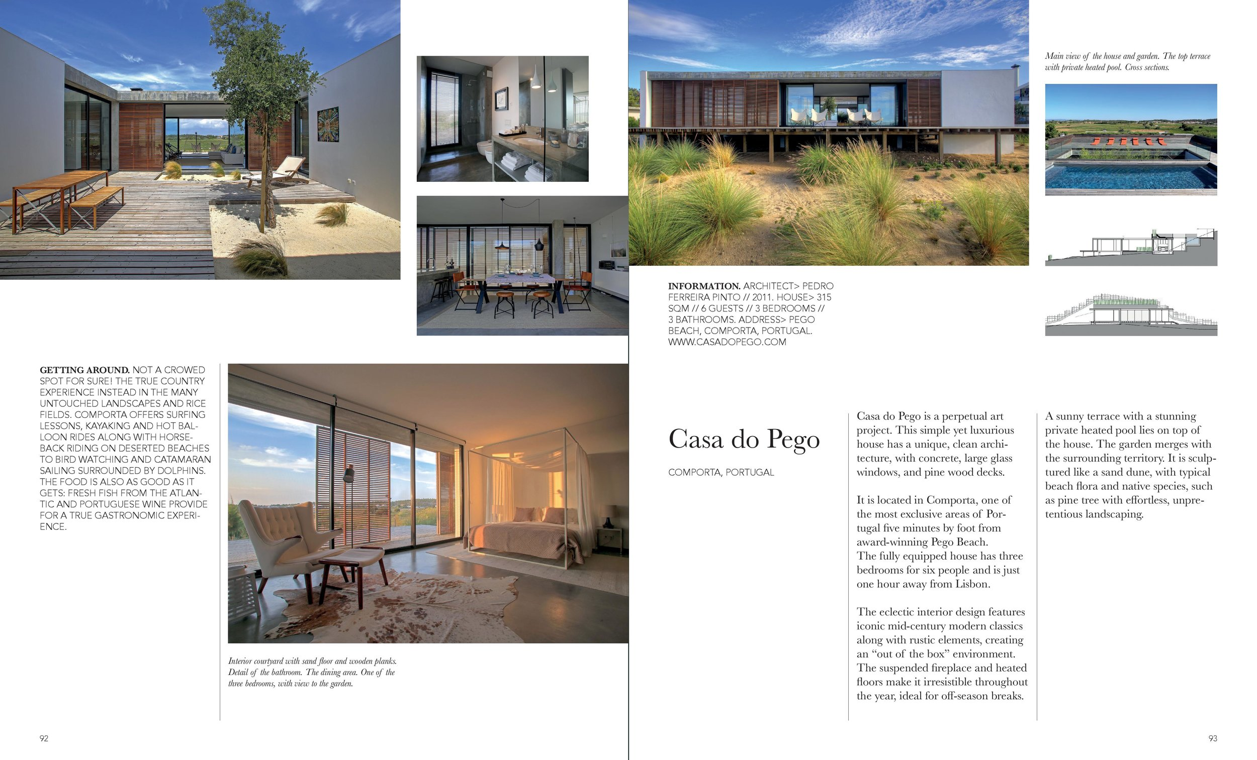 Casa do Pego-Architectural Travel Jewels