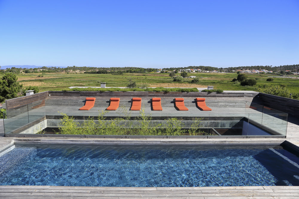 Casa do Pego Rooftop Heated Pool - www.casadopego.com