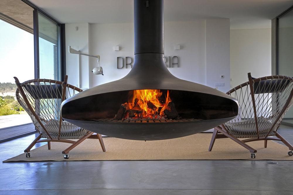 Casa do Pego Living Room - Comporta - www.casadopego.com