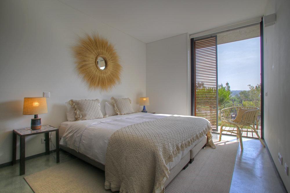 Casa do Pego - Bedroom - Comporta - www.casadopego.com