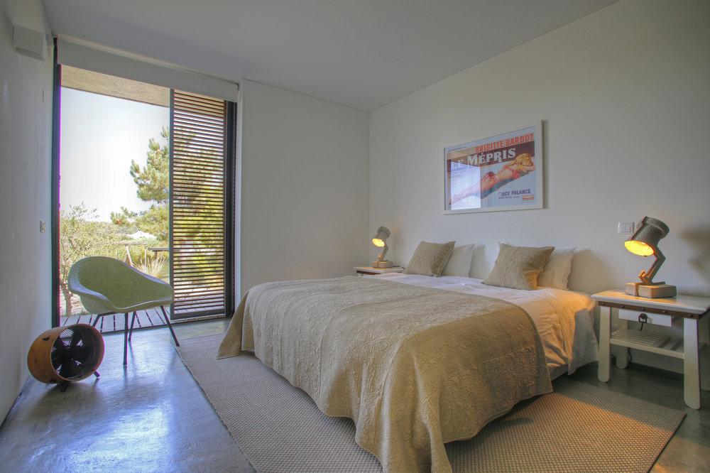 Casa do Pego Bedroom - Comporta - www.casadopego.com