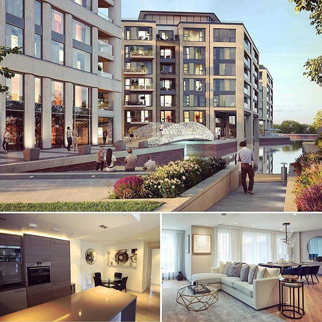 New project confirmed for early 2019!! Complete remedial and refurbishment works to 4 apartments following substantial water damage - Located in one of Fulham's prestigious new developments #buildersofig #refurbishment #residential #construction #luxuryliving #builder #refurb #work #waterdamage #fulham #interiordesign #highspec