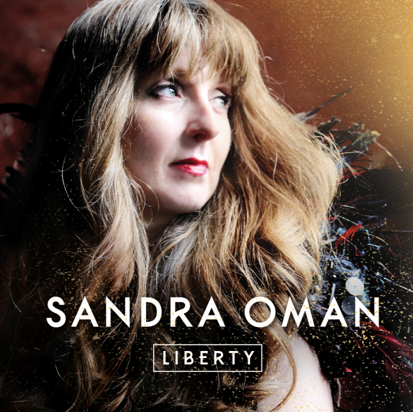 The Number One Selling Album LIBERTY from soprano Sandra Oman
