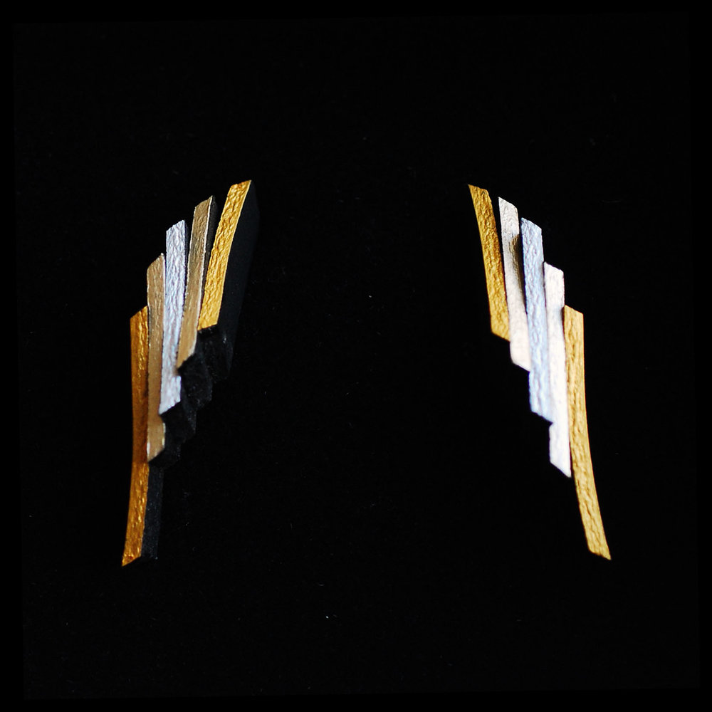 Flight Earrings Commission blended gold-silver2 - Jan17.jpg