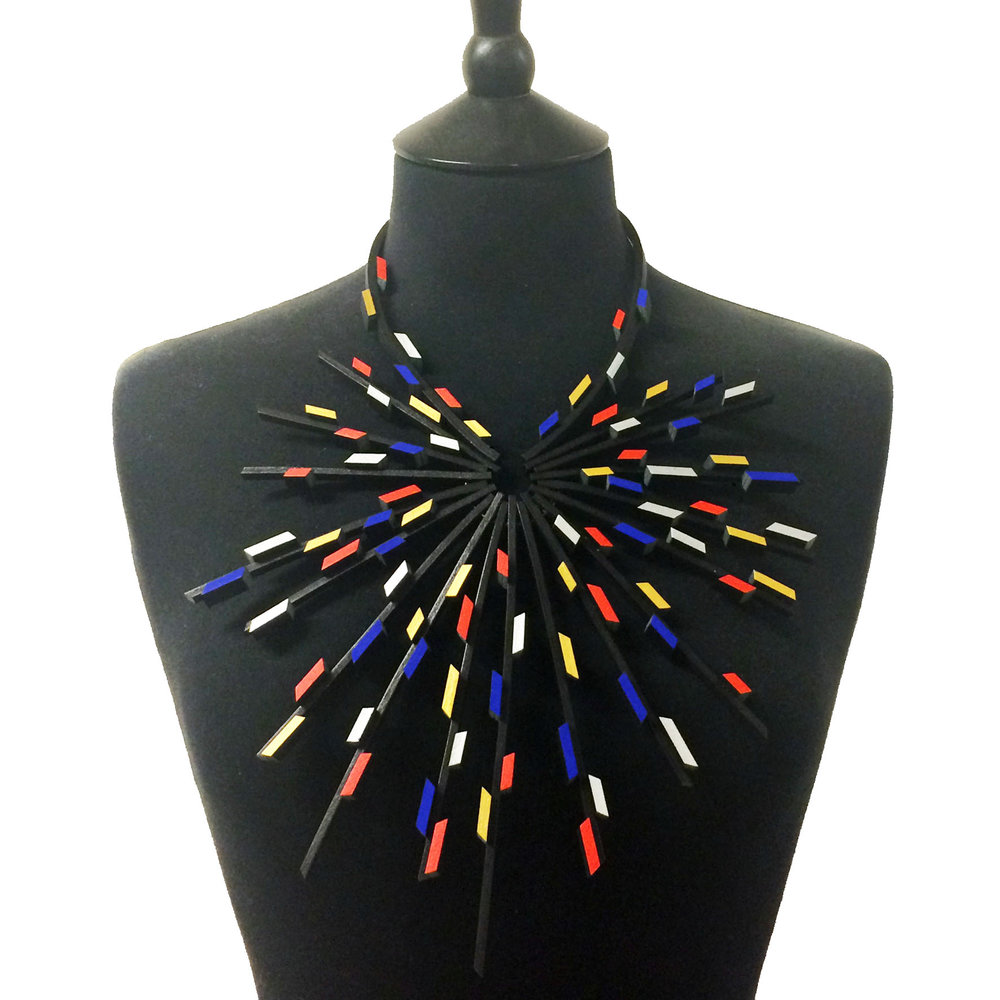 Dart Necklace - on mannequin.jpg