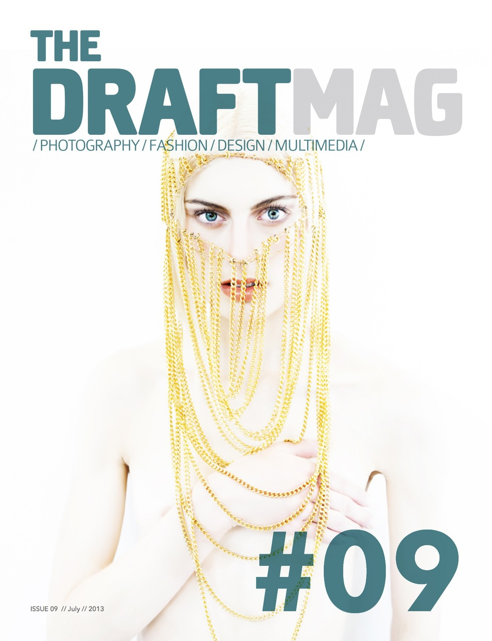 The Draft Mag Issue #09. Click   here   to see the full issue.