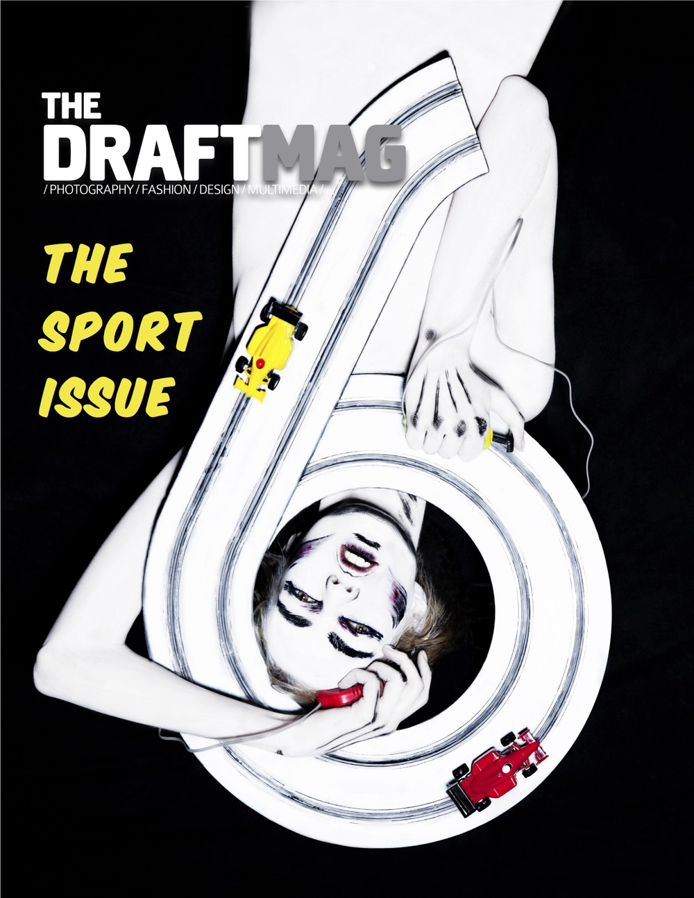 The Draft Mag Issue #06. Click    here    to see the full issue.