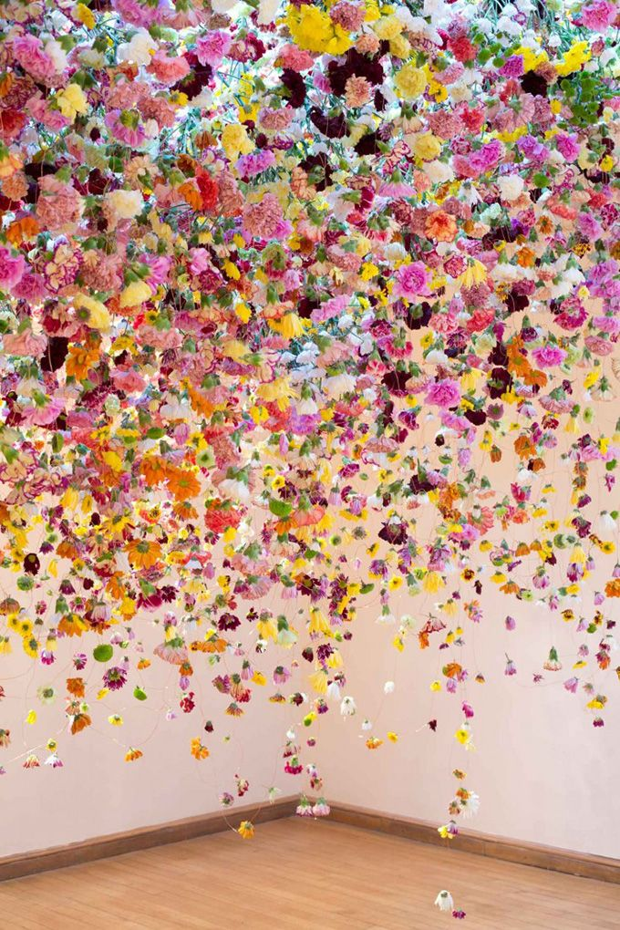 Instalation by Rebecca Louise Law