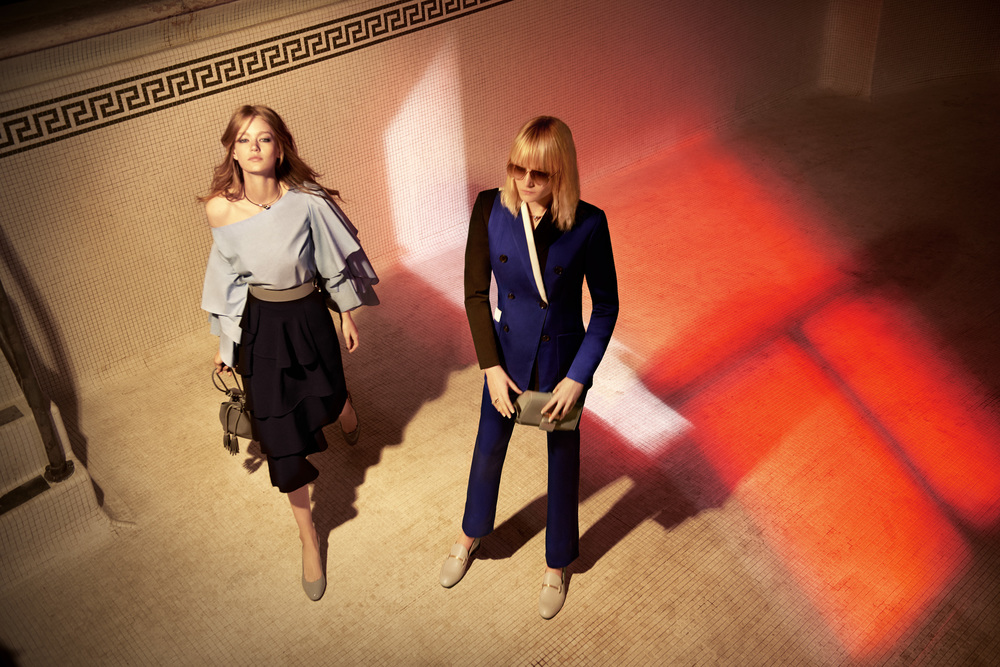 CHARLES & KEITH FALL/WINTER 2016 CAMPAIGN