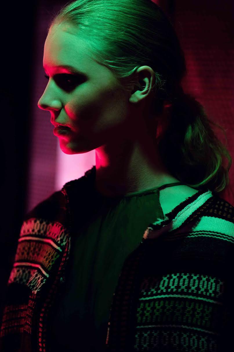 Jumpsuit Pull & Bear; Coat Natasha Dziewit