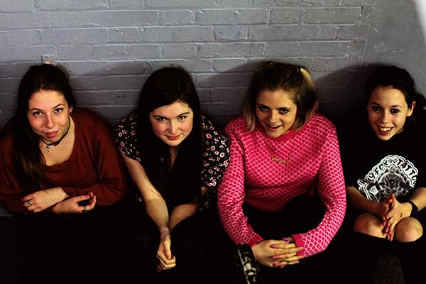 Hen-Jenny - Yaz, Lucy, Jess and Stella