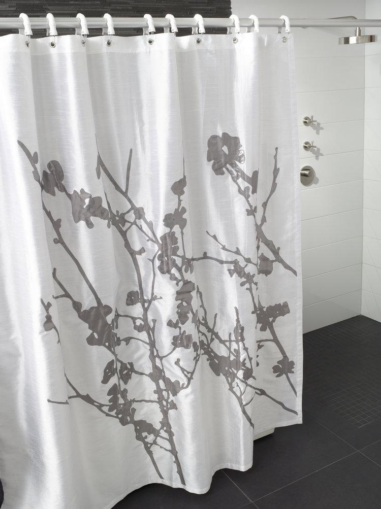 Kontextur And Kaniez Abdi Shower Curtain Collection