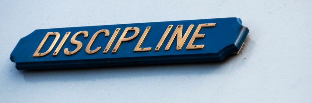 "Photo Credit: Ibai, ""Discipline"", Flikr Creative Commons"