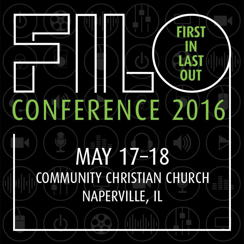 Join us for our upcoming FILO conference in Naperville, IL on May 17-18!
