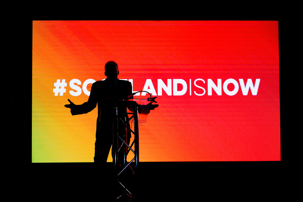 Visit Scotland: Launch Event, Dubai