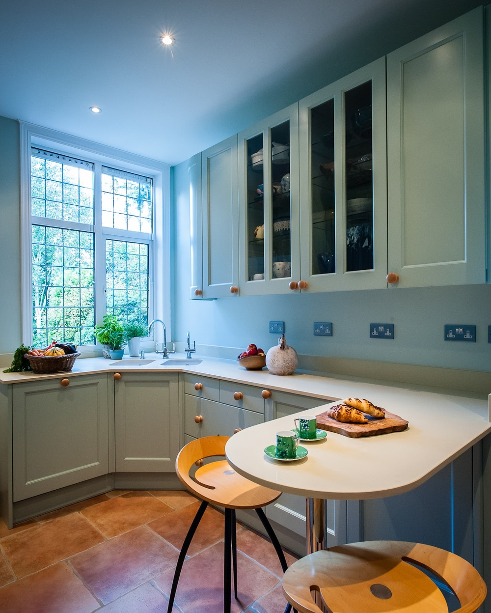 After - New Kitchen! Photo credit: Paul Winch-Furness
