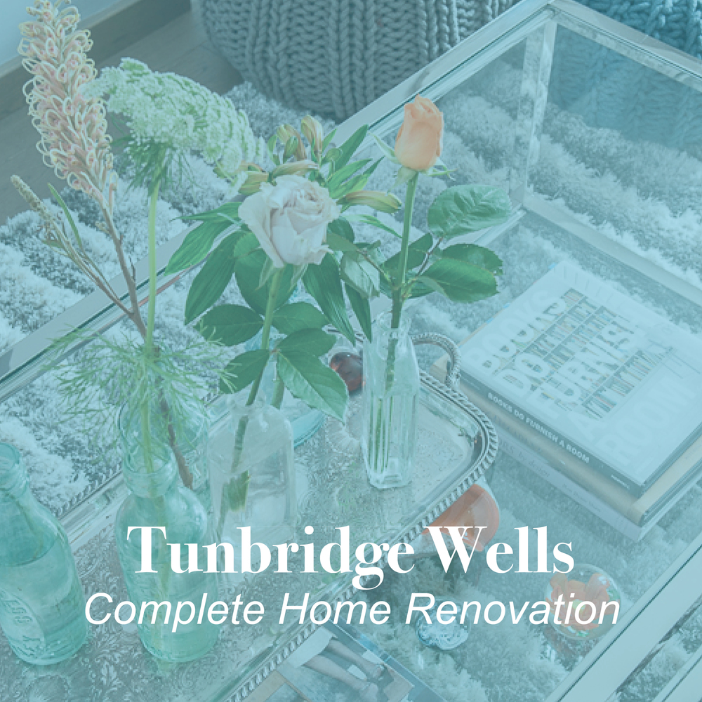 Tunbridge Wells Complete Home Renovation