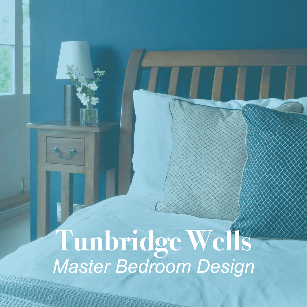 Tunbridge Wells Master Bedroom Interior Design