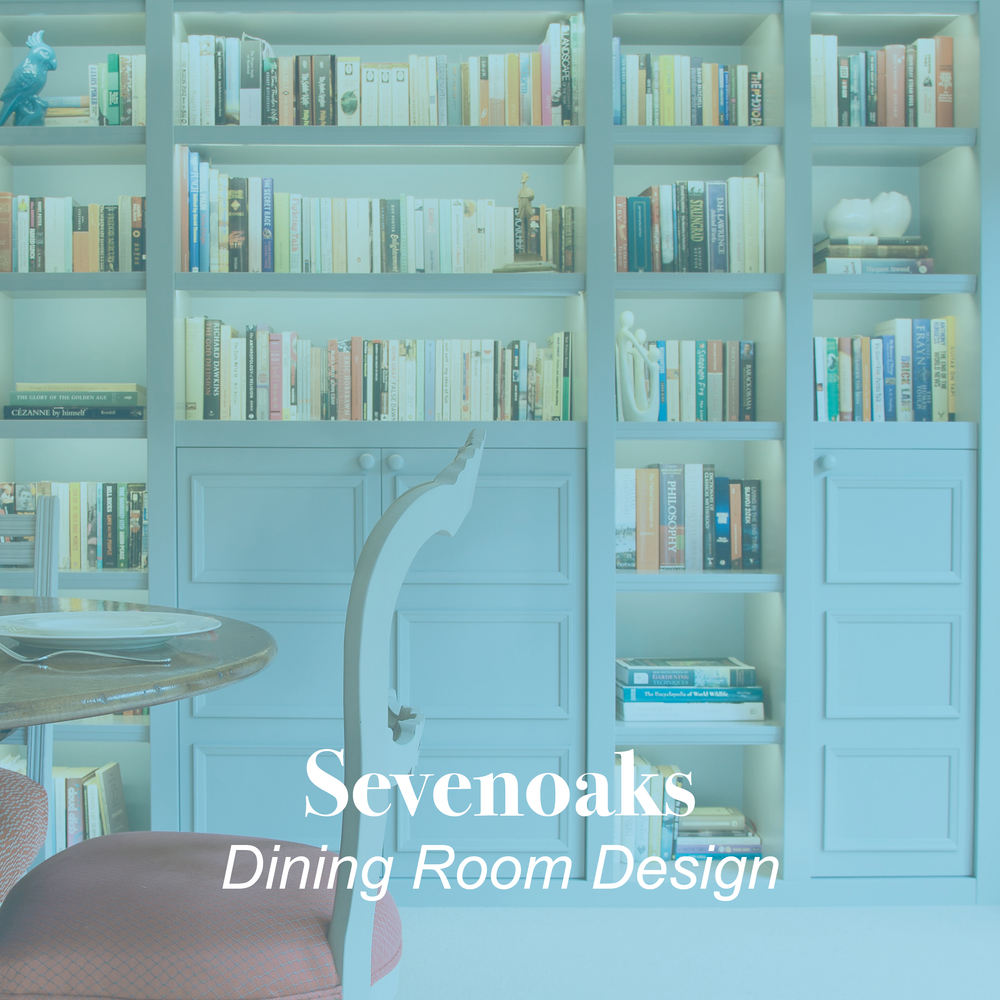 Sevenoaks Dining Room Interior Design