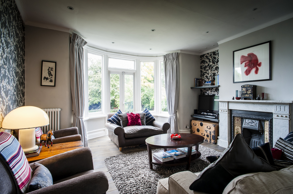 east finchley edwardian home renovation smartstyle edwardian chimneypiece living room design ideas
