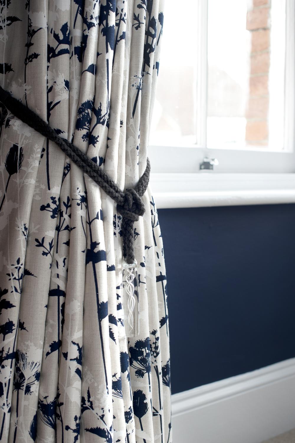 Tunbridge Wells Master Bedroom Design by Smartstyle Interiors – Curtain Detail.jpg