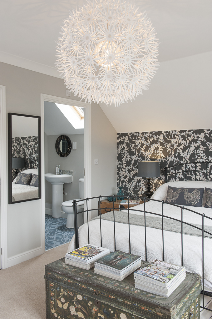 Tunbridge Wells Home Renovation by Smartstyle Interiors – Guest Bedroom Design .jpg