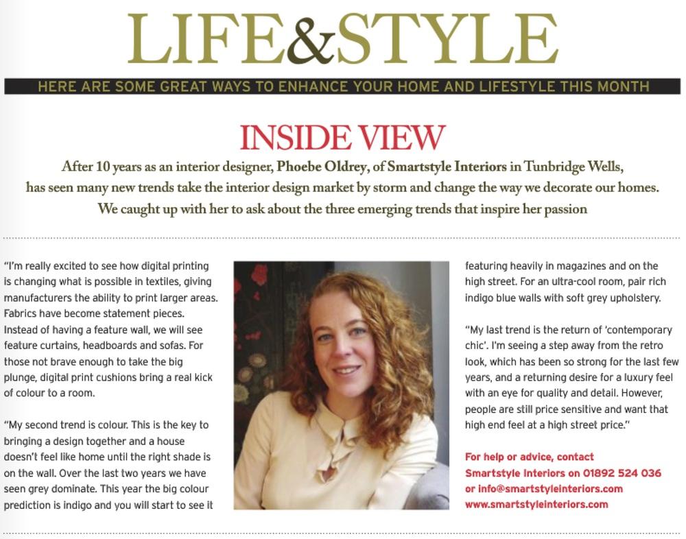Smartstyle Press in So Tunbridge Wells Life and Style