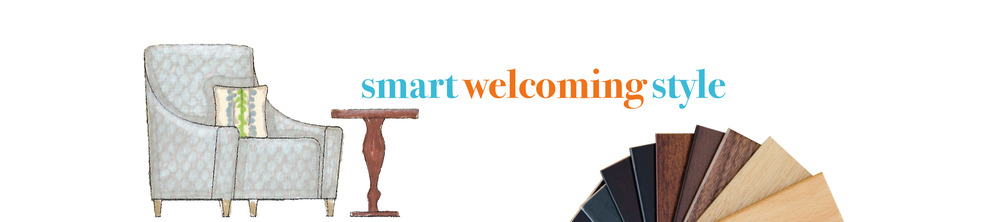 smart welcoming style by Smartstyle Interiors