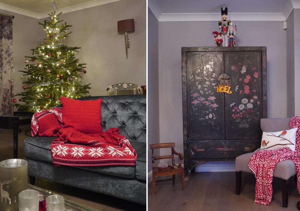 Cosy Christmas Corner
