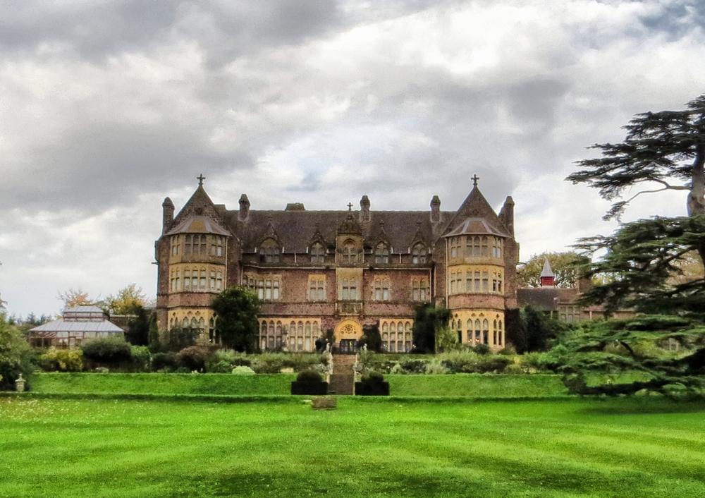 Knightshayes in Devon, England