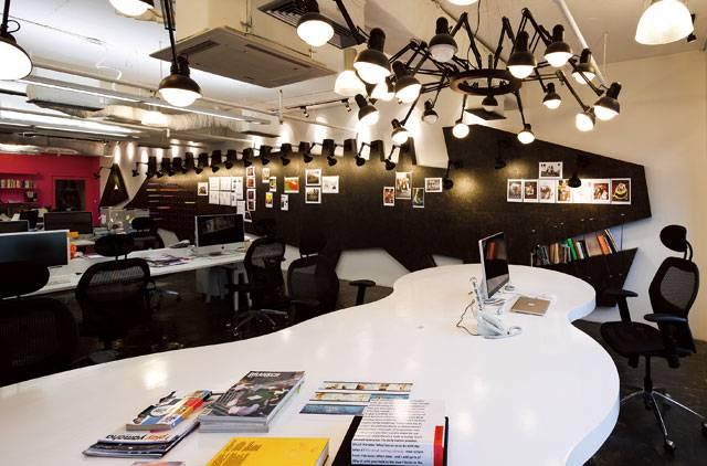 Saatch and Saatchi Office