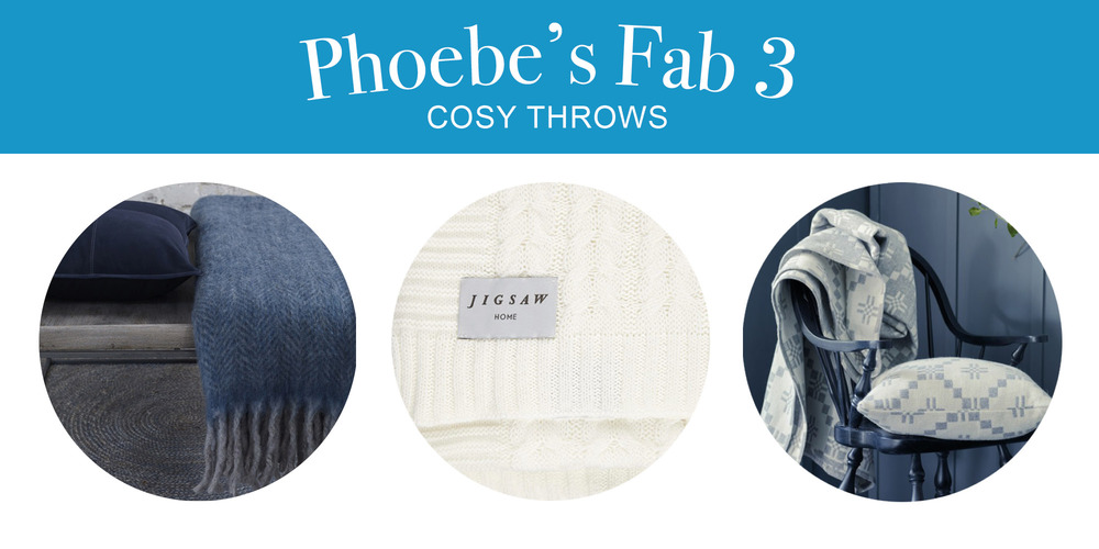 Cosy Throws for Cool Weather