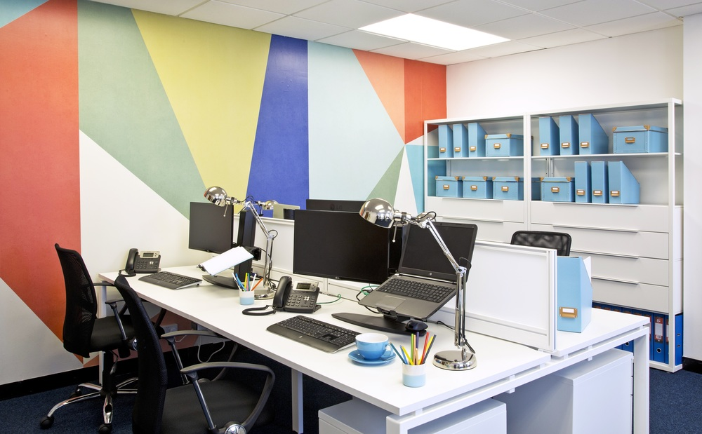Southborough Business Centre In Tunbridge Wells Our Hard Work Paid Off And The Buildings Office Manager Now Uses Space As Showstopper When