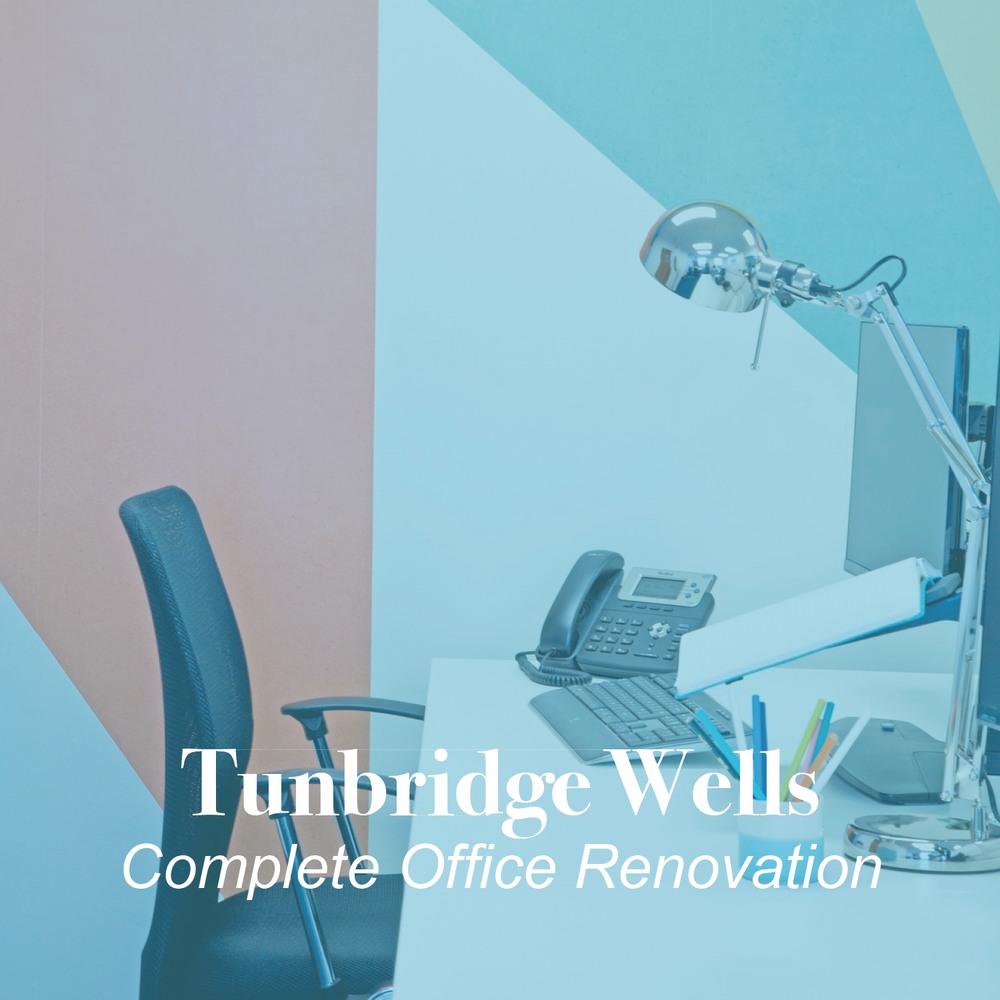 Tunbridge Wells Office Renovation