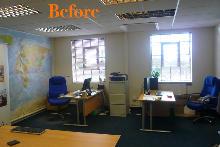 A Smartstyle Design Journey With Naylor Accountancy Interiors