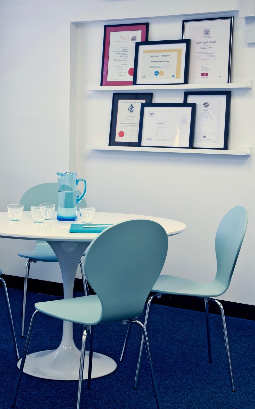 Naylor Accountancy Tunbridge Wells Office Renovation Meeting Space.jpg