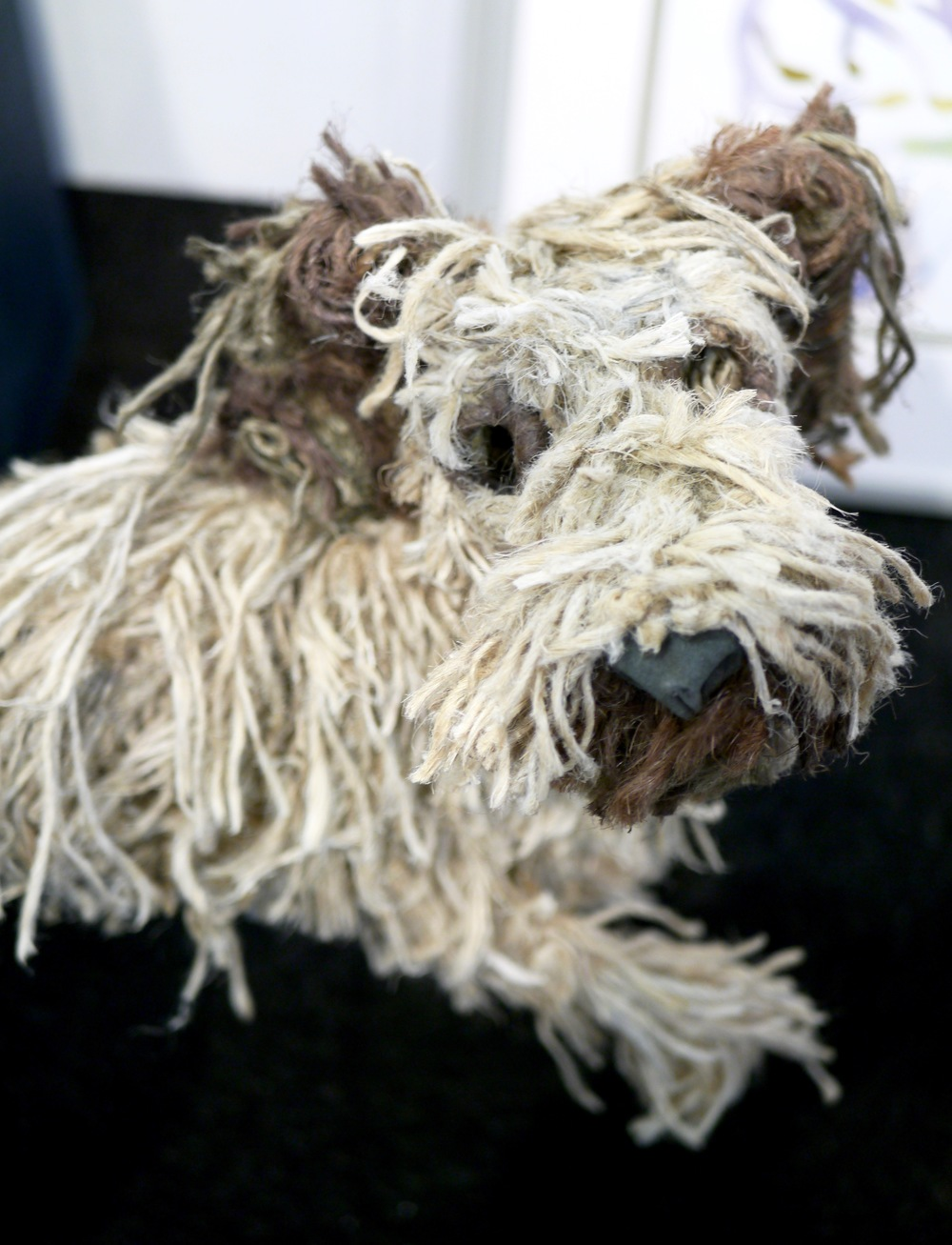 Four Walls Contemporary Art – Rope Dogs by Dominic Gubb.jpg