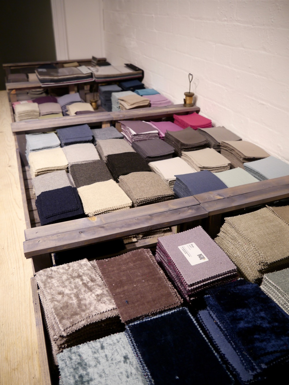 Fabric Swatches at Button & Sprung Showroom by Smartstyle Interiors.jpg