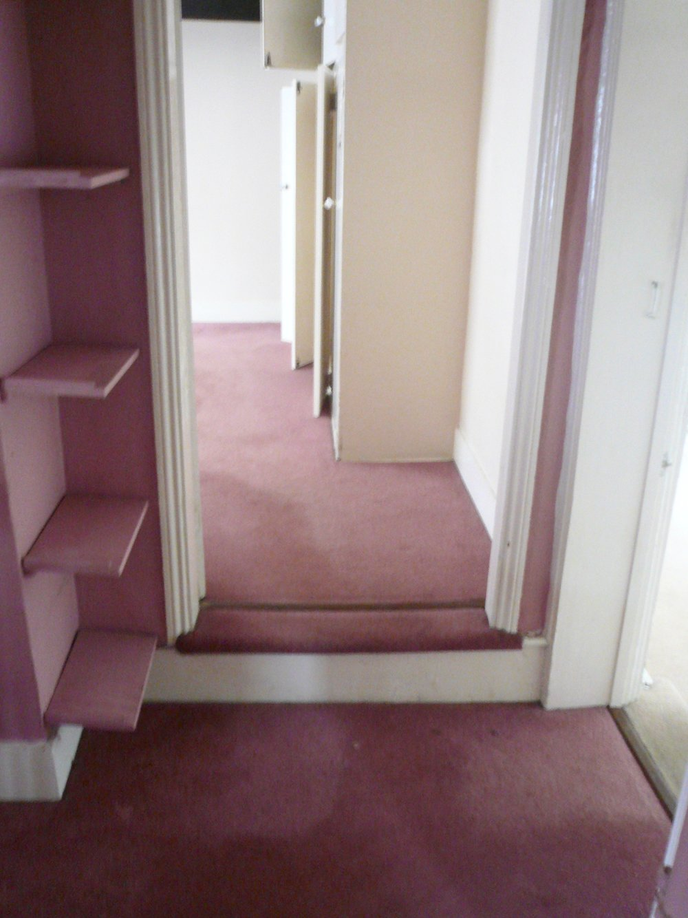 Battle East Sussex Home Renovation - Before Hallway Picture by Smartstyle Interiors.jpg