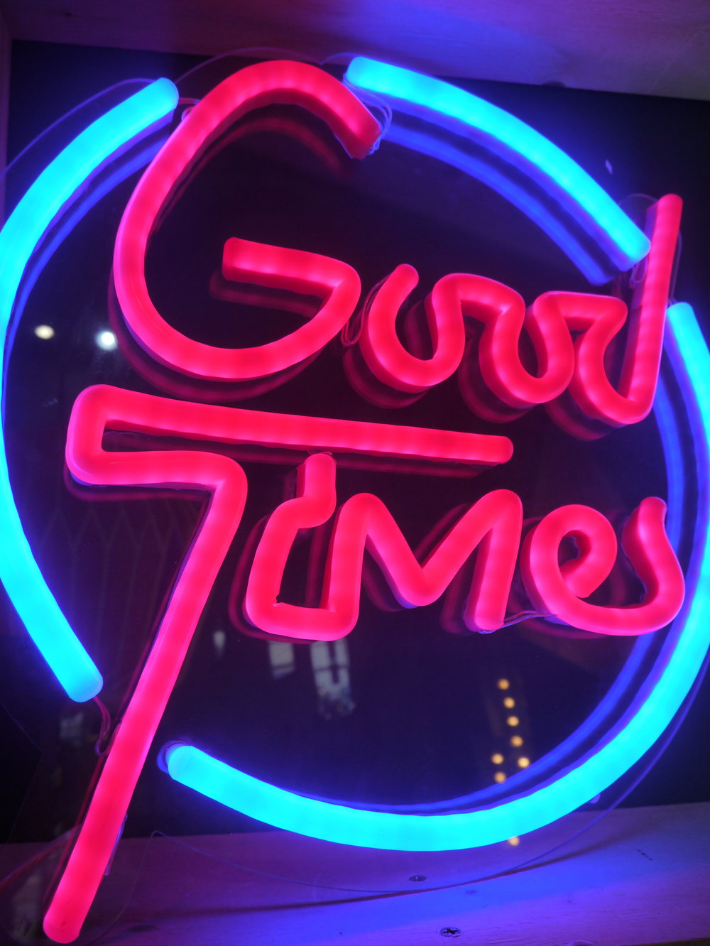 Design On My Doorstep - Good Times Love Inc LED Neon Light – By Smartstyle Interiors.JPG