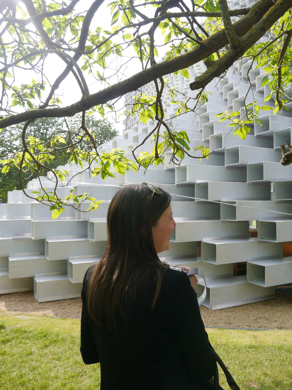 Kate Sims at the press morning for the 2016 Serpentine Pavilion - Photo by Smartstyle Interiors.JPG