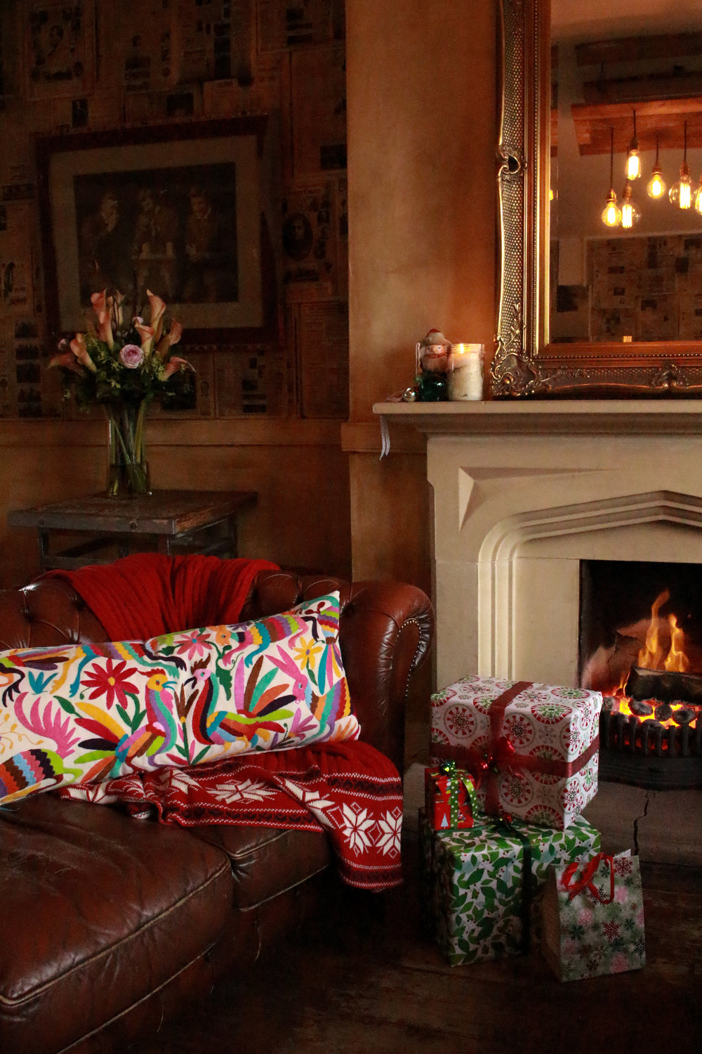 Montes & Clark Cushion from the Smartstyle Interiors colourful Christmas edit .jpg