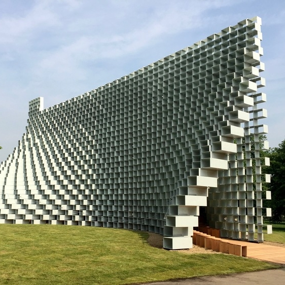 SUMMER AT THE SERPENTINE PAVILION